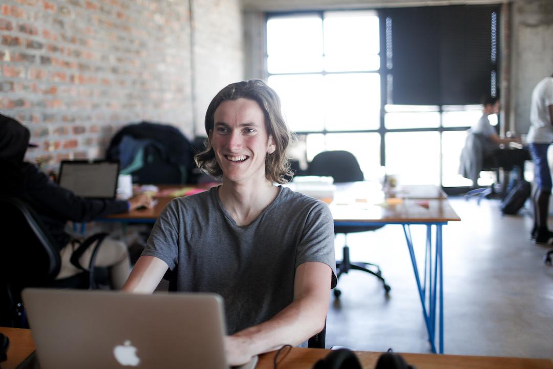 CodeSpace Graduate Jasper Chesselet